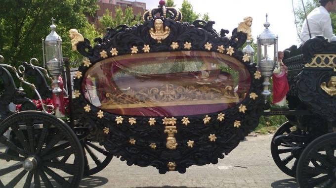 Il funerale della Regina degli Zingari
