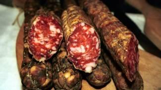 Il celebre salame di Varzi (Torres)