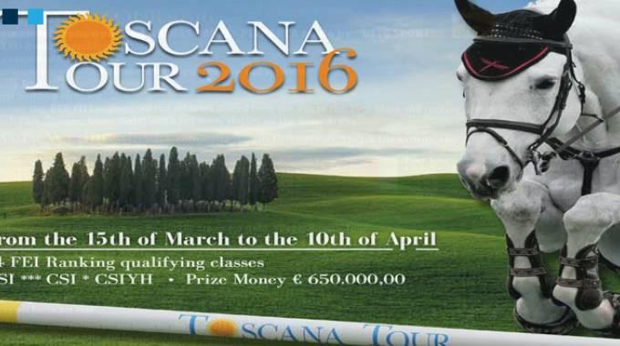 Il Toscana Tour In Esclusiva Su Cavallomagazine It
