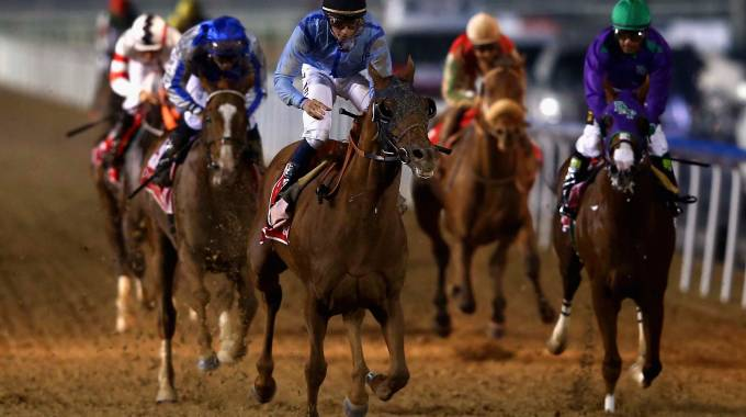 La Dubai World Cup 2015, Getty Images