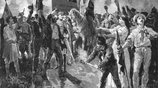1859 - Garibaldi e i Cacciatori