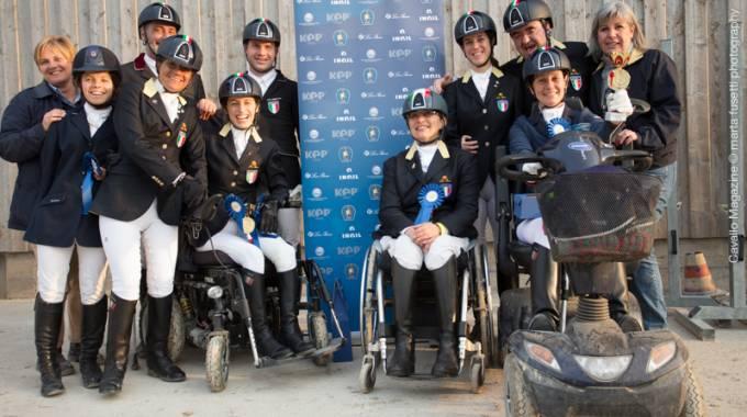 Italia Team Paralimpico - © CMagazine/MFusetti