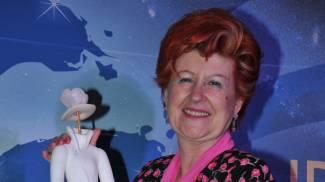 Annie Feolde dell'Enoteca Pinchiorri (Fotomania)
