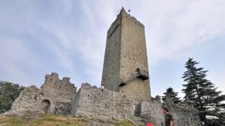 La torre del Baradello