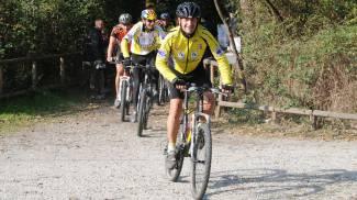 In bici nel Parco del Ticino