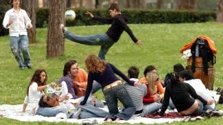 5) Pic-nic al parco