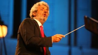 Il musicista Nicola Piovani