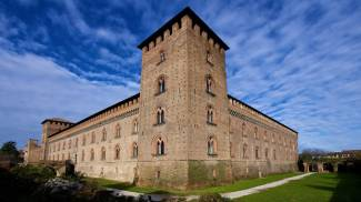 Il Castello Visconteo a Pavia