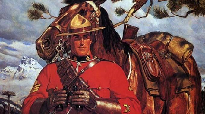 Canada Le Poliziotte A Cavallo Potranno Portare Il Velo
