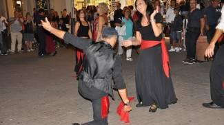 Ballerini di pizzica (foto Concolino)