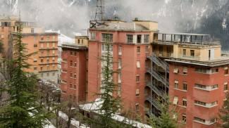 L'ospedale Morelli di Sondalo (National Press)