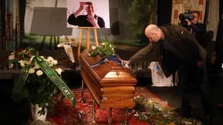 Roberto Saviano rende omaggio a Dario Fo