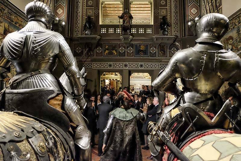 I Volti dell'Equitazione 2016 a Firenze, Museo Stibbert © Lob Consulting