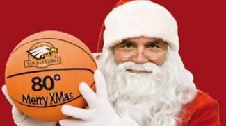 Festa di Natale della Sportiva Basket Sondrio