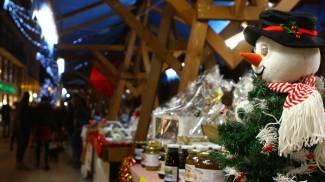 I mercatini di Natale a Sondrio (Nastional Press)