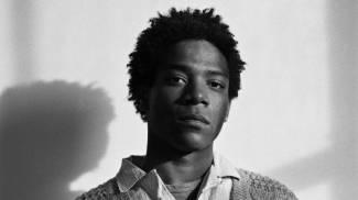 LE DONNE Anton Perich firma questi due ritratti di Andy Warhol con la cantautrice e attrice Cherry Vanilla (a sinistra) e con Bianca Jagger, modella e attivista moglie di Mick Bianca Jagger, attrice e modella moglie di Mick IL RIBELLE Jean Michel Basquiat fotografato da Lee JaffeNEW YORK 1969 Cecil Beaton, Andy Warhol, Jed e Jay Johnson in uno scatto di Fred W. McDarrah