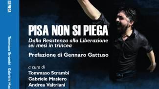 Uno scatto dei supporters nerazzurri e la copertina dell'instant book