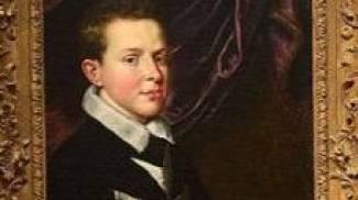 Ferdinando Gonzaga, nel ritratto di Rubens (particolare)