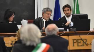I tre giudici di Aemilia Cristina Beretti, Francesco Maria Caruso e Andrea Rat