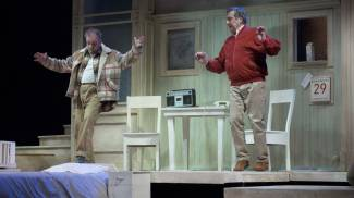 'Matti da slegare' al Teatro Carcano