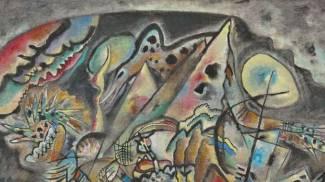 """A Milano Kandinskij """"verso l'astratto"""""""