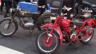 Mostra di moto d'epoca