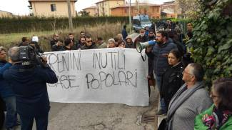 Proteste contro il People Mover