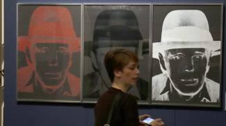 Il trittico di Andy Warhol dedicato a Joseph Beuys