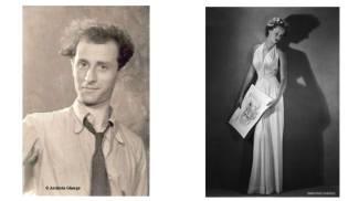 Arturo Ghergo e Marella Agnelli