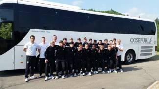 La squadra del Werder Brema