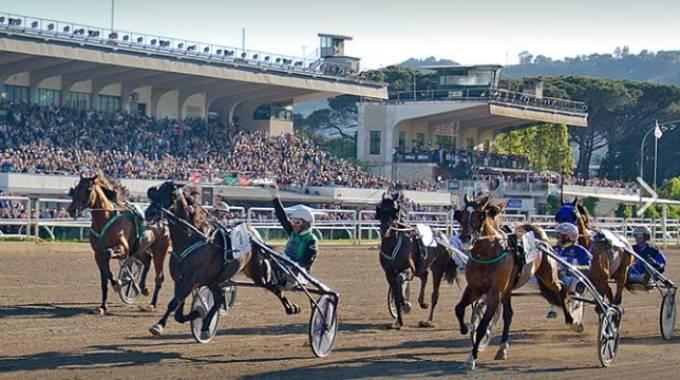 Ippica, Gran Premio Lotteria di Agnano: Timone Ek e Bellei dominano © Fb GPLotteriaAGNANO