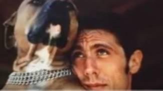 Dj Fabo in un frame del video in cui ringrazia Cappato (Ansa)