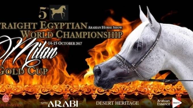 Straight Egyptian World Championship