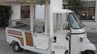 L'IDEA Stefano Versace ha scelto di produrre solo gelato tradizionale Un mercato cresciuto del 93% in pochi anni