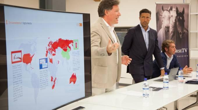 ClassHorse Tv e Giglio Group: energia positiva, sport e passione ©ClassHorse Tv