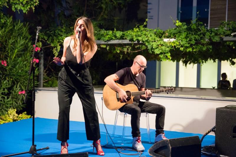 Gaia Gozzi e Fausto Cogliati © CHT
