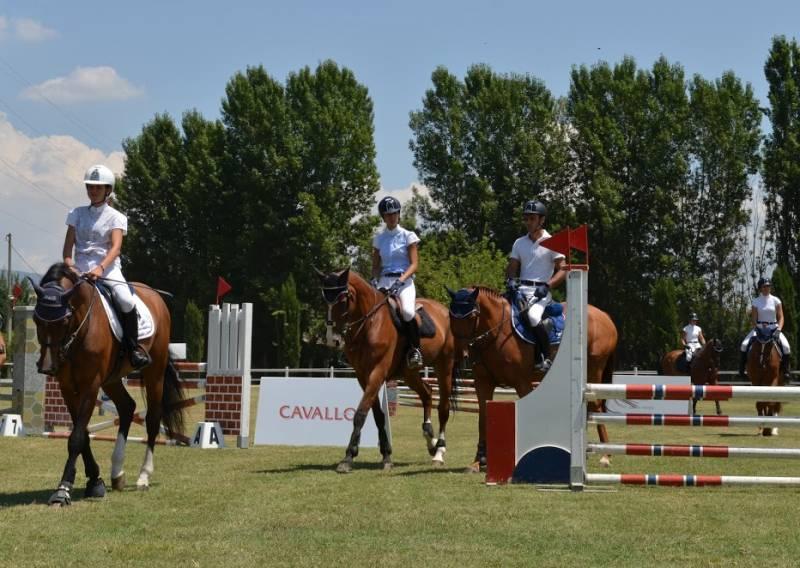 Horse&Style: Centro Ippico Toscano 26 giugno 2017 © Lobconsulting