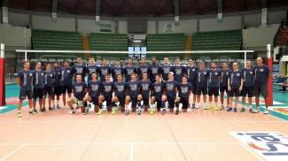 Il settore giovanile maschile del Vero Volley