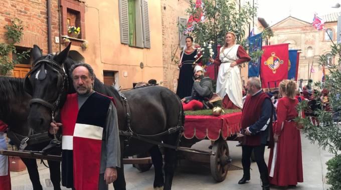 Caitpr per il Terziere Casalino a Città della Pieve
