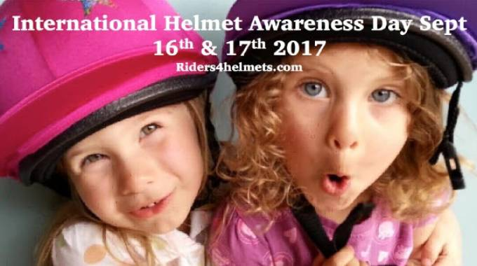Kep Italia sostiene l'International Helmet Awarness Day 2017 - 16 e 17 settembre 2017 -
