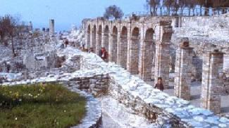 L'antico complesso delle Grotte di Catullo