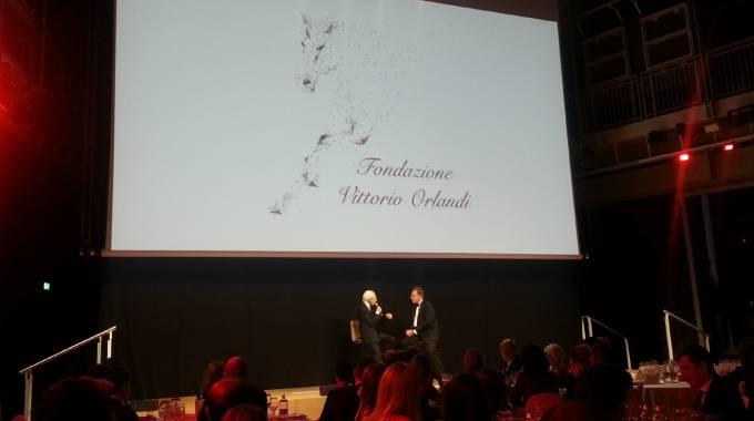 Vittorio Orlandi intervistato da Alessandro Cecchi Paone