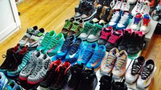Sneaker a East Market Milano