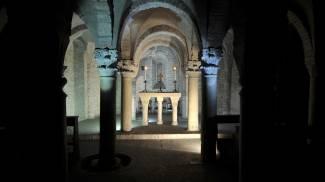 La cripta paleocristana di san Zama
