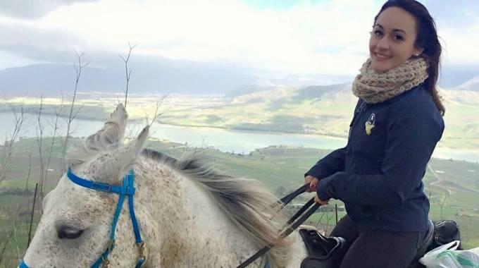 Alice Costantini per #ridersforOlivia