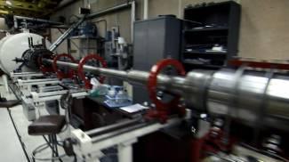 Laboratorio del Caltech dove sono stati eseguiti gli esperimenti