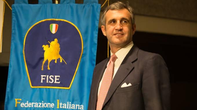Il presidente della Fise, Marco Di Paola (ph. Marta Fusetti)