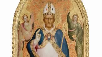 San Martino in Trono di Lorenzo di Bicci