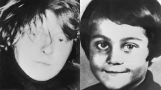 Patrick Henry e la vittima Philippe Bertrand (Afp)