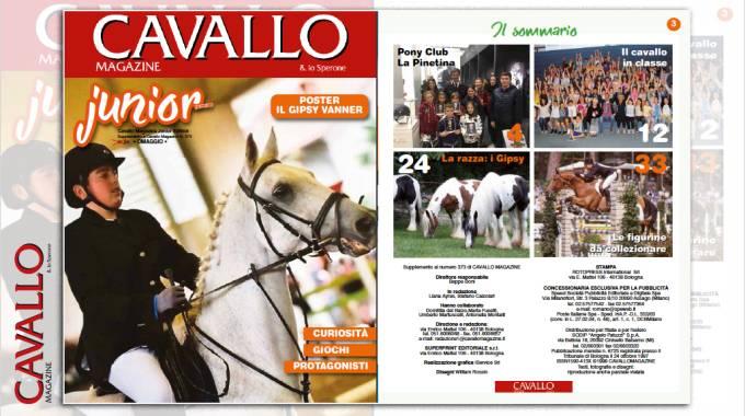 Cavallo Magazine Junior